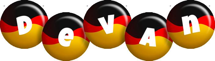 Devan german logo