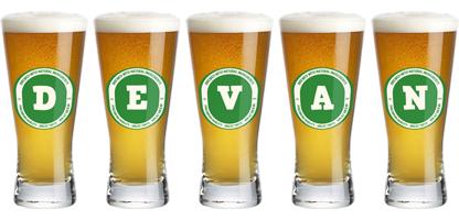 Devan lager logo