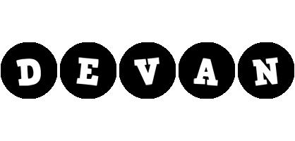 Devan tools logo