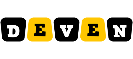 Deven boots logo