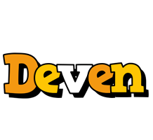 Deven cartoon logo