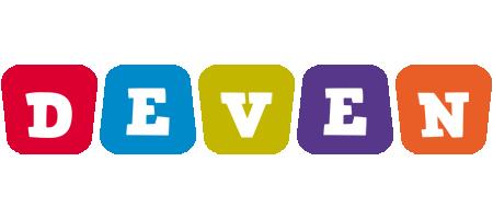 Deven daycare logo