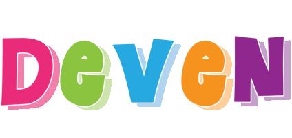 Deven friday logo