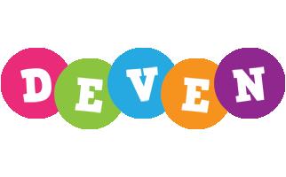 Deven friends logo