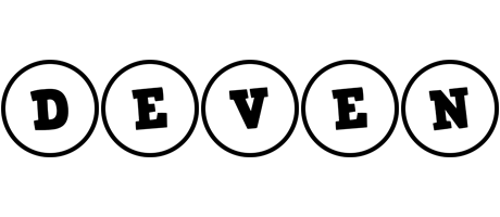 Deven handy logo