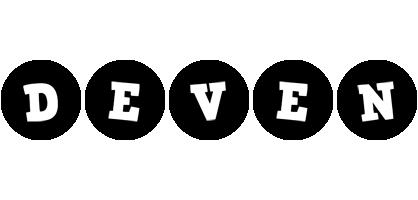 Deven tools logo