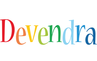 Devendra birthday logo