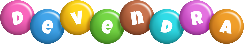 Devendra candy logo