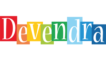 Devendra colors logo