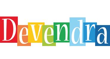 Devendra colors logo