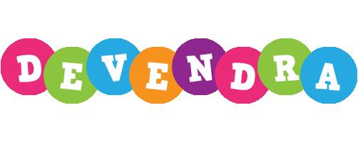Devendra friends logo