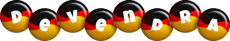 Devendra german logo