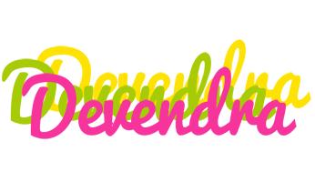 Devendra sweets logo