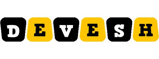 Devesh boots logo
