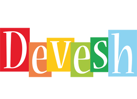 Devesh colors logo