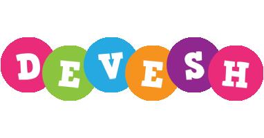 Devesh friends logo