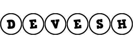 Devesh handy logo