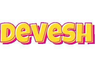 Devesh kaboom logo