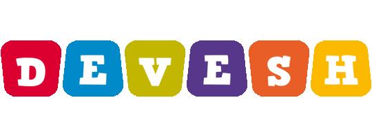 Devesh kiddo logo