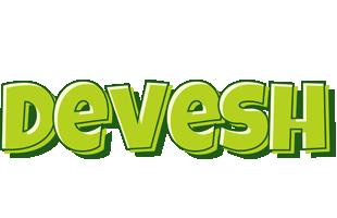 Devesh summer logo
