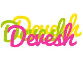 Devesh sweets logo
