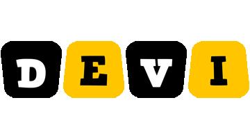 Devi boots logo