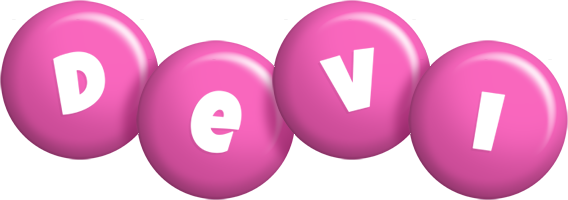 Devi candy-pink logo