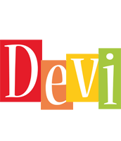 Devi colors logo