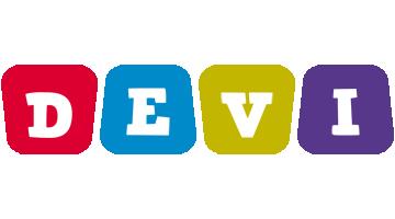 Devi daycare logo
