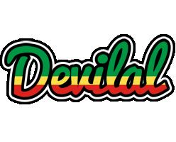 Devilal african logo