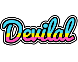Devilal circus logo