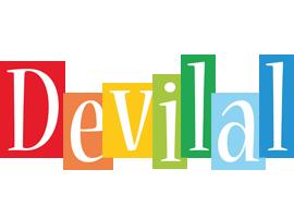 Devilal colors logo