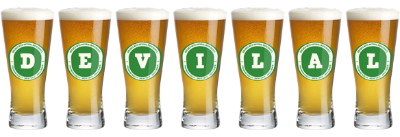 Devilal lager logo