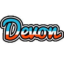 Devon america logo