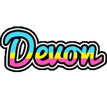 Devon circus logo