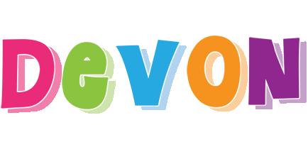 Devon friday logo