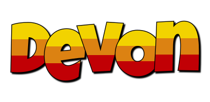Devon jungle logo