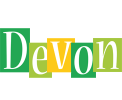 Devon lemonade logo