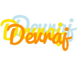 Devraj energy logo