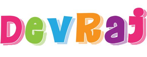 Devraj friday logo