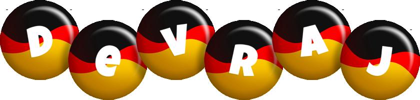 Devraj german logo