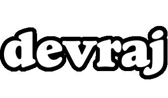 Devraj panda logo