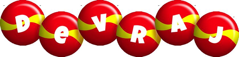 Devraj spain logo