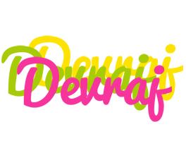 Devraj sweets logo