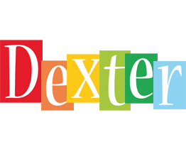 Dexter colors logo
