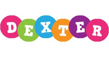 Dexter friends logo