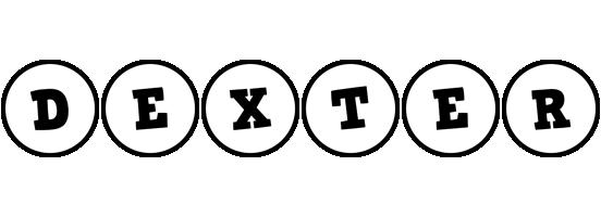 Dexter handy logo