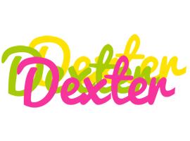 Dexter sweets logo