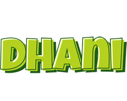 Dhani summer logo