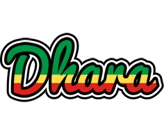 Dhara african logo